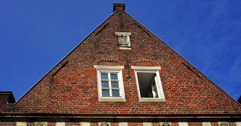 Historisches Haus in Aurich, Foto Pixabay