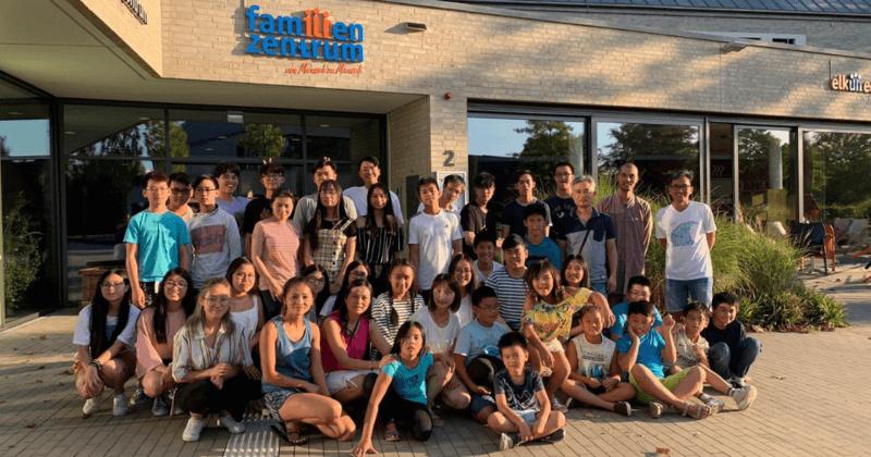 Vietnamesisch-buddhistische Jugendgemeinde Minh Hai