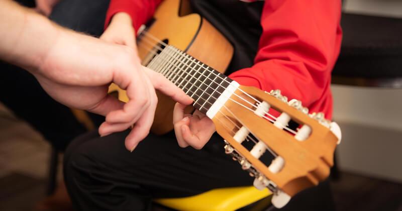 Gitarre für Kids
