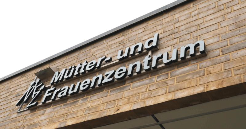 Mütter- und Frauenzentrum Aurich Außenaufnahme