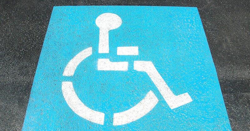 Parkplatz für Menschen mit Behinderung Foto: Pixabay