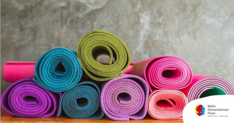 Foto Yogamatten: Pixabay, Peggy_Marco