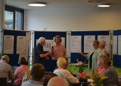 """Impressionen vom Treffen """"Lokales Bündnis für Familie Aurich"""""""