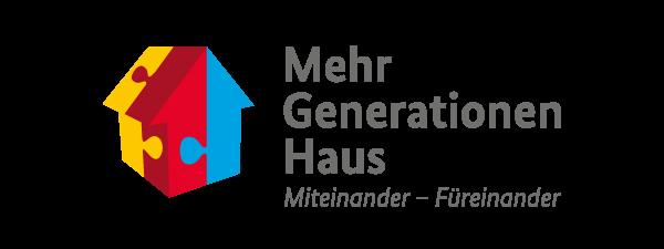 » zu den Angeboten des Mehrgenerationenhauses | Logo Mehrgenerationenhaus - Miteinander - Fürneinander