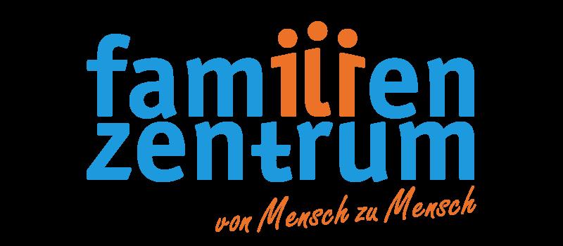 Logo Familienzentrum - von Mensch zu Mensch