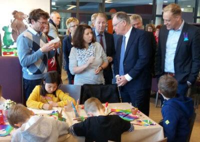 Besuch Ministerpräsident 2019