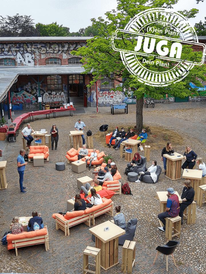 JUGA Teilnehmer